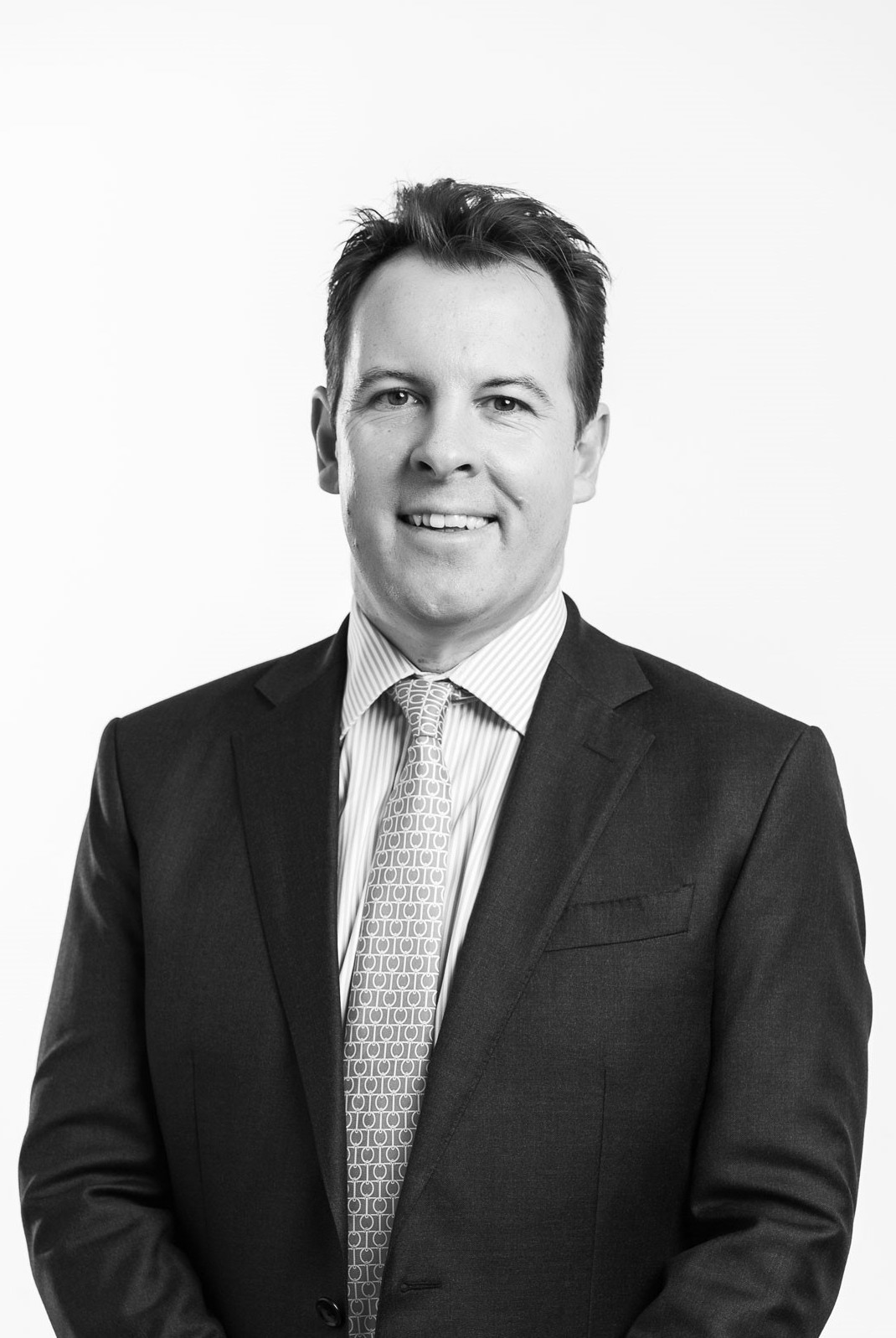 Photo of Toby Osborne, Head of Client Relation for Navag8