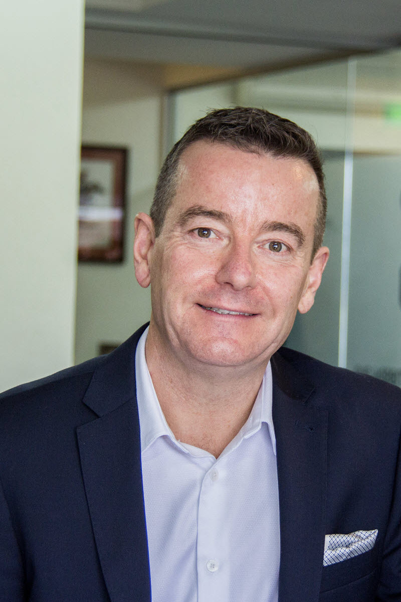 Jonathan Roberts, CEO